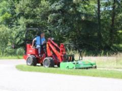 Peruzzo Scorpion Minilæsser 1200 hydraulisk