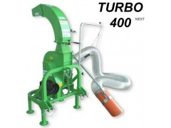 Peruzzo Turbo 400 Løvsuger